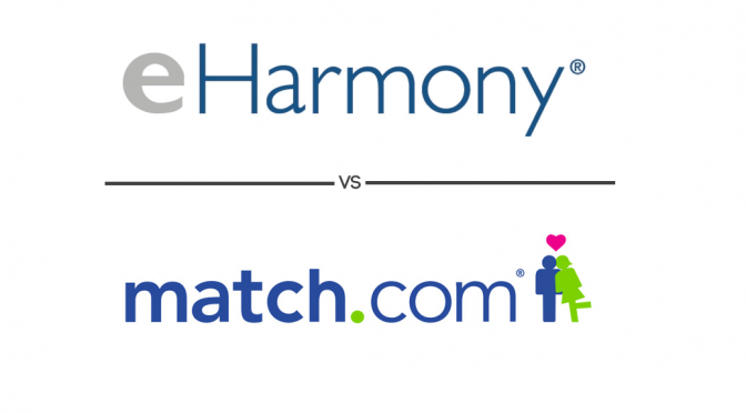 Dating webbplatser omdömen eharmony vs match